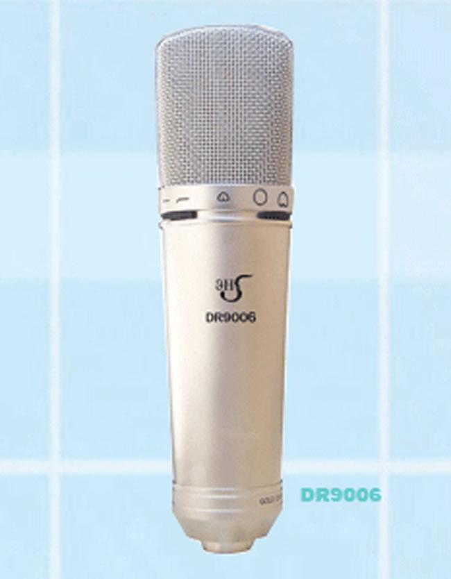 声多功能膜片传声器 JHS京宏 DR9006