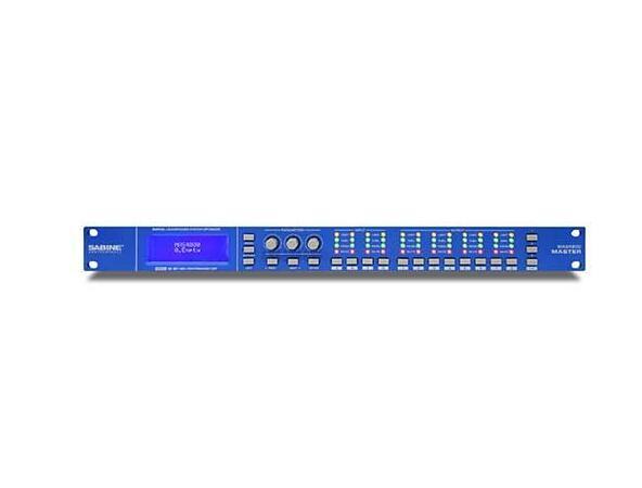 SABINE赛宾-MAS4800 音频处理器