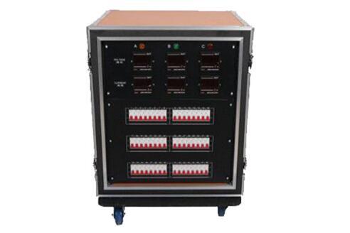 48路电源直通硅箱型号. CL487