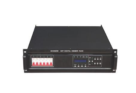 6路数字调光硅箱型号. CL371