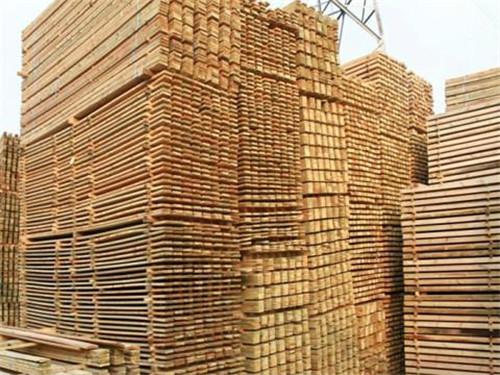 新疆防腐木生产案例