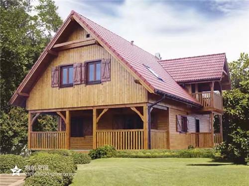 新疆木屋别墅客户见证