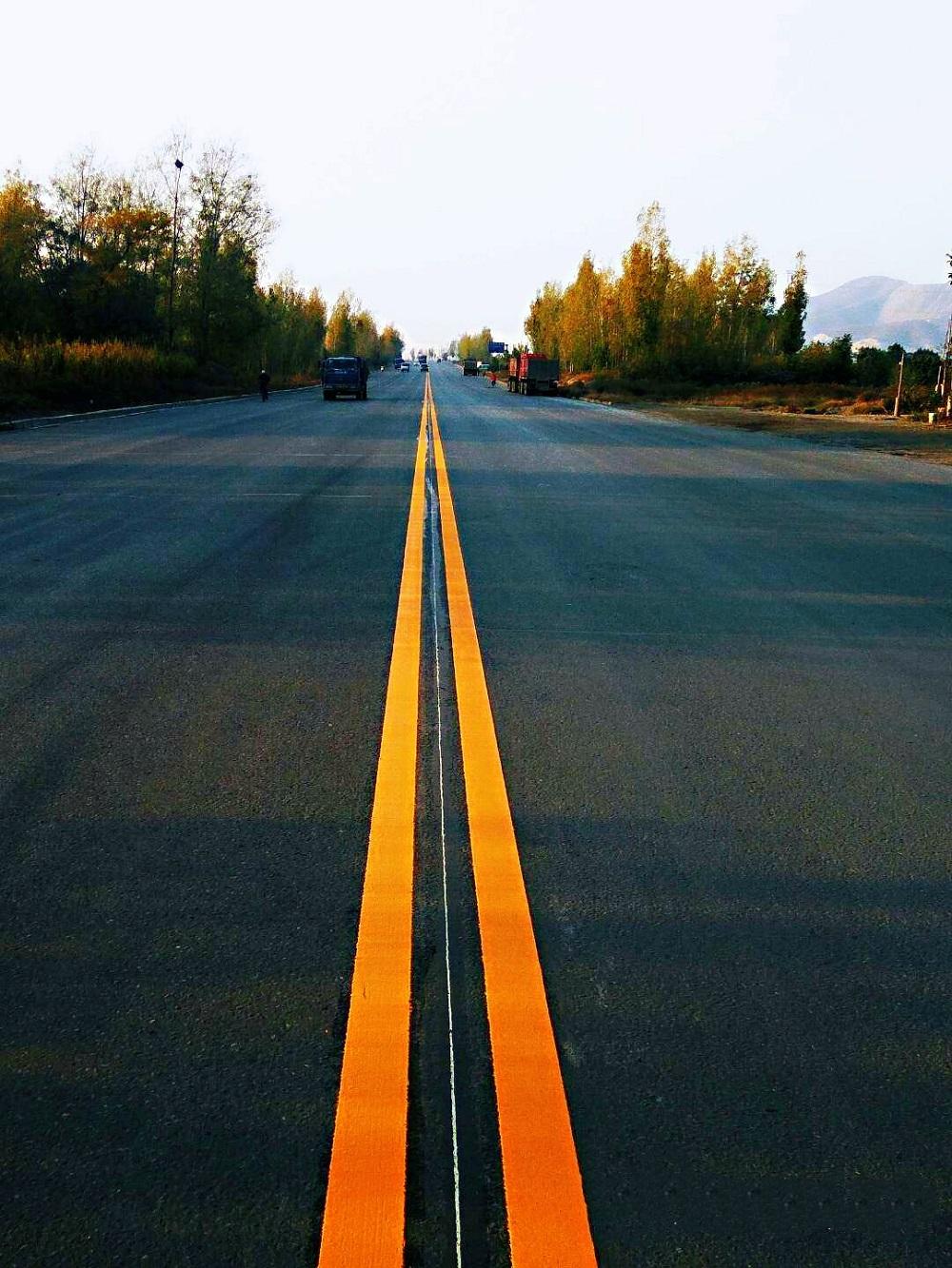 西安道路标线
