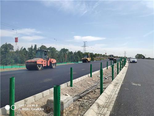 石化大道-丰产路下穿绕城高速公路分离式立交工程