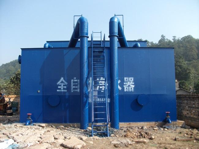 湖南邵陽鄉鎮供水工程