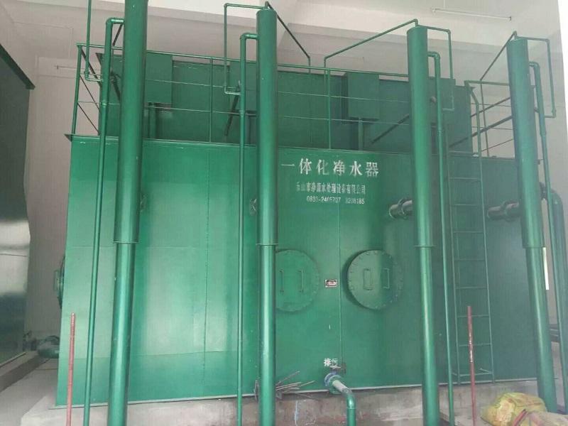 葛洲坝集团杨房沟水电站供水工程