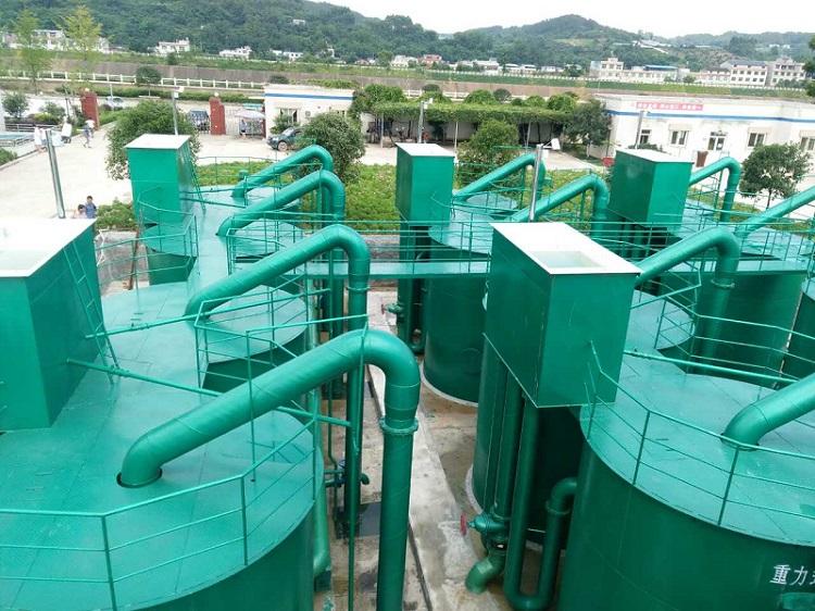 邛崃中机建花荄水厂供水工程