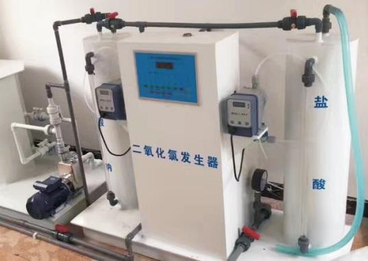 四川二氧化氯发生器
