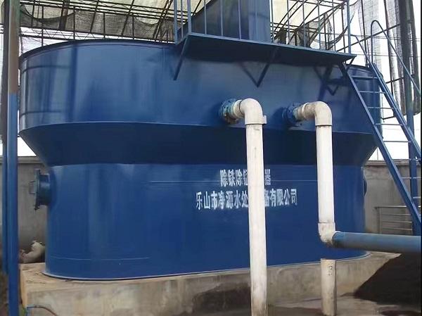 在四川净水设备这么多,除铁除锰净水器采用的什么原理?