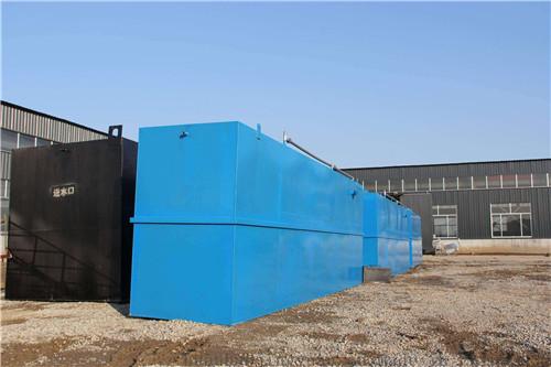四川污水處理設備