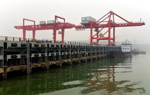 四川桥梁造价—南充专用码头
