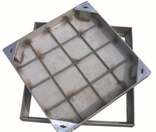 西安不锈钢井盖