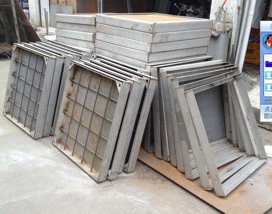 西安不锈钢井盖厂家