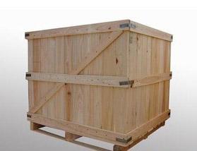木包装箱案例
