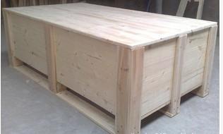 成都木包装箱厂家