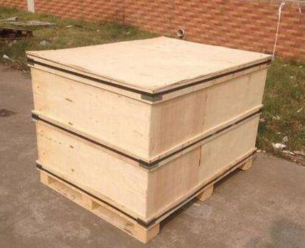 木包装箱是这么保护易碎品和大型货物的?