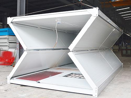 集装箱房多少钱成都折叠式集装箱活动房厂家-超源