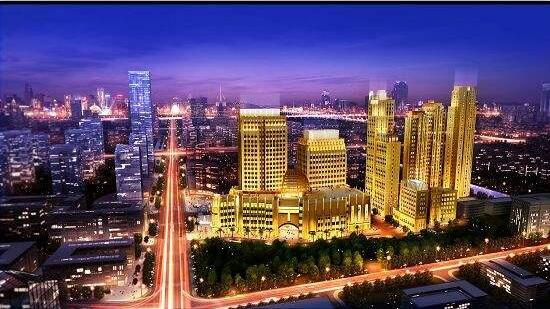 上海真如副中心案例