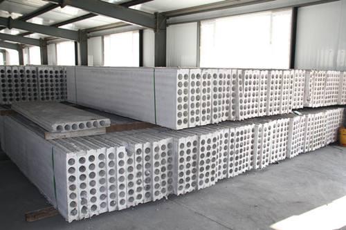 南阳轻质隔墙板厂  新型环保建材