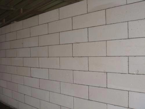 轻质隔墙板效果