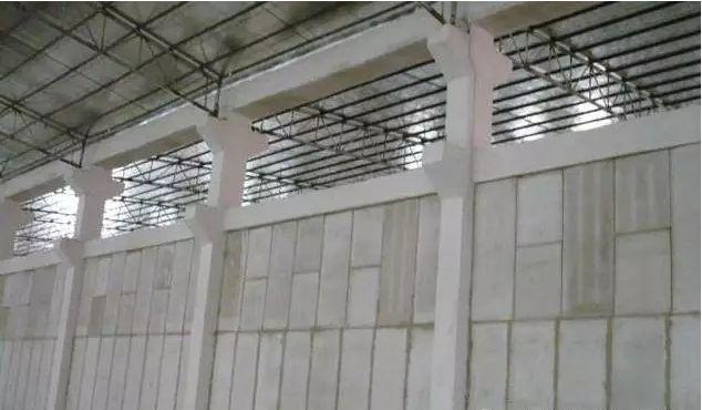轻质隔墙板使用效果