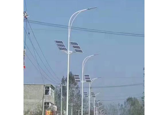 青海_陕西太阳能路灯安装