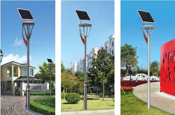 兰州太阳能庭院灯厂家