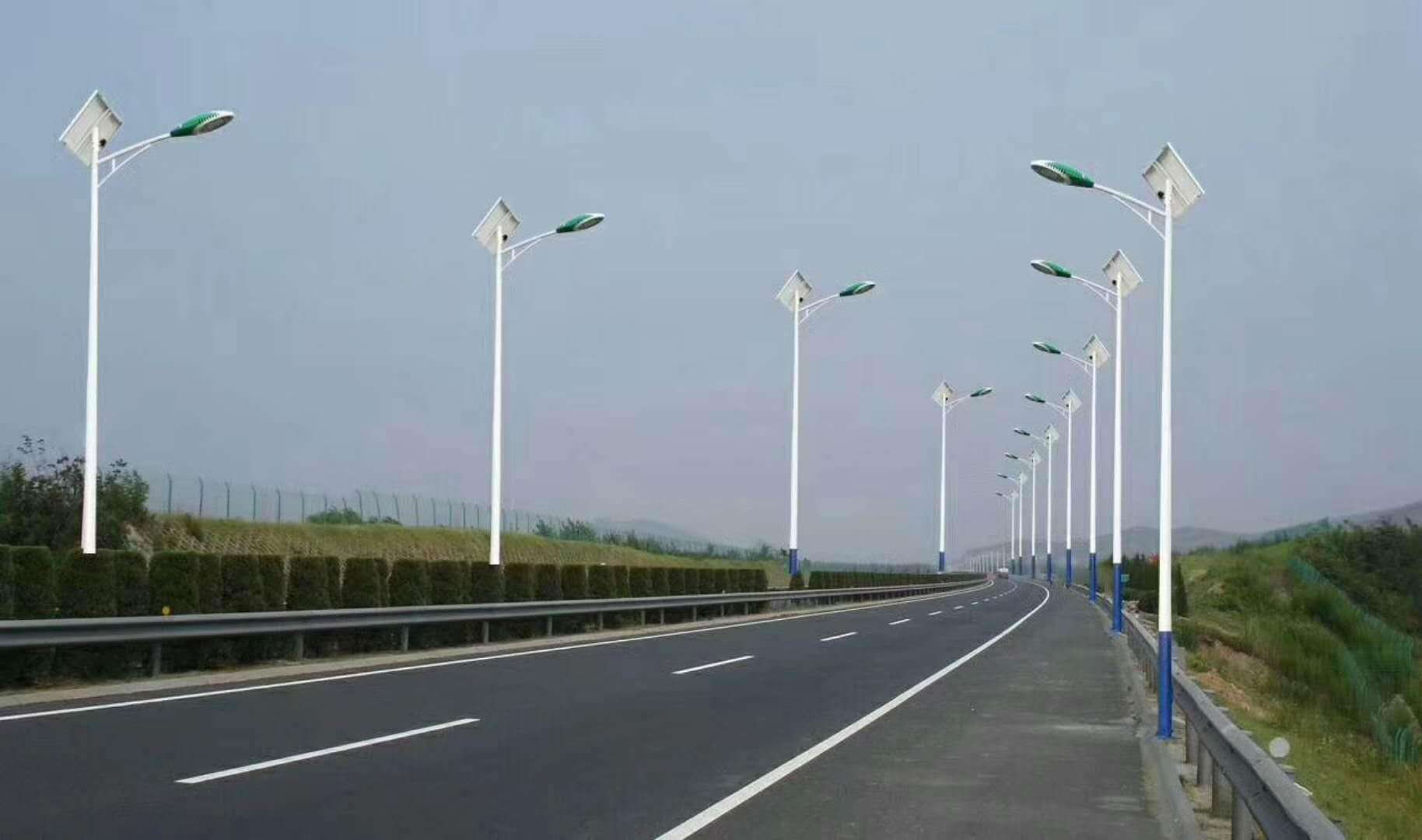 甘肃太阳能路灯
