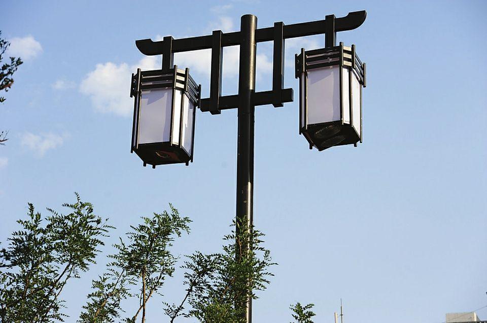 蘭州仿古燈價格