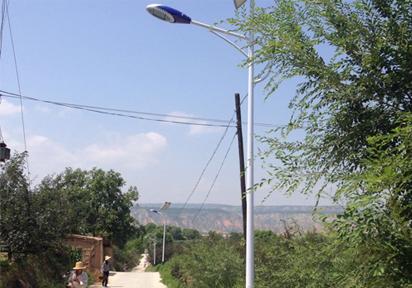 甘肃兰州道路灯安装公司
