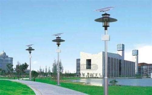 关于太阳能路灯以及太阳能的能源利用 都是这些出的力