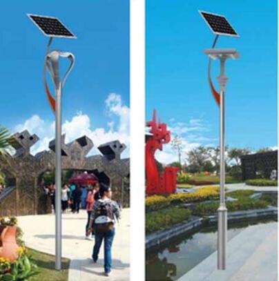 太阳能路灯的光源如何选择 就来看看光源的选择吧