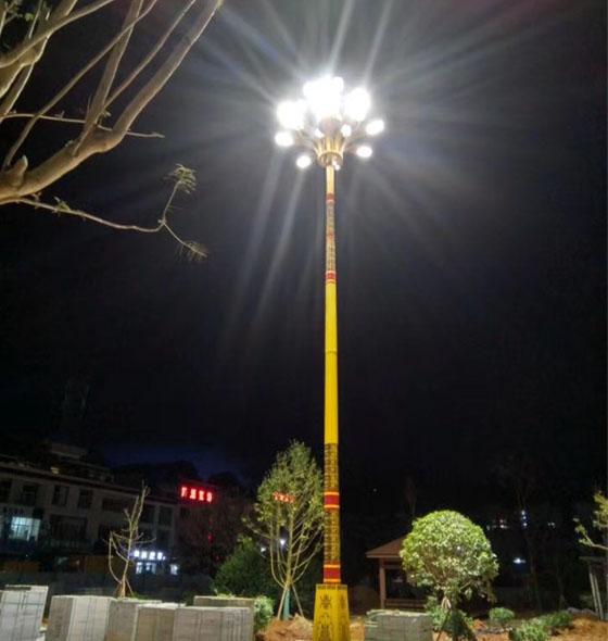 甘肃兰州高杆灯厂家