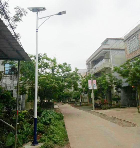 甘肃太阳能路灯厂家及价格
