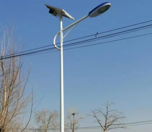 光谱照明科技的太阳能路灯安装要注意哪里方面