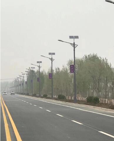 兰州街道太阳能路灯安装技巧