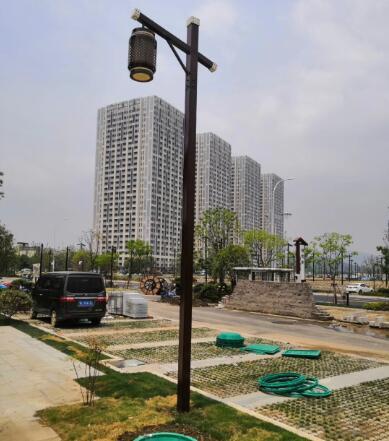 甘肃太阳能庭院灯厂家