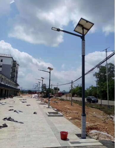 天水太阳能路灯工程