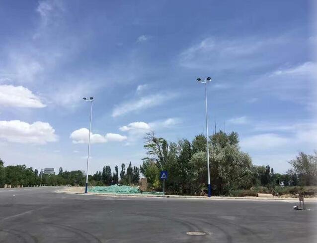 武威工业园区市电路灯、标示牌、红绿灯、