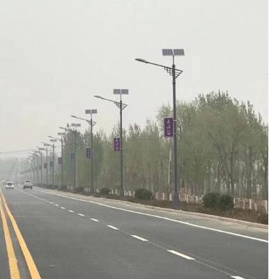 道路照明是城市照明的重要组成部分