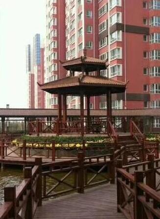 襄阳防腐木凉亭