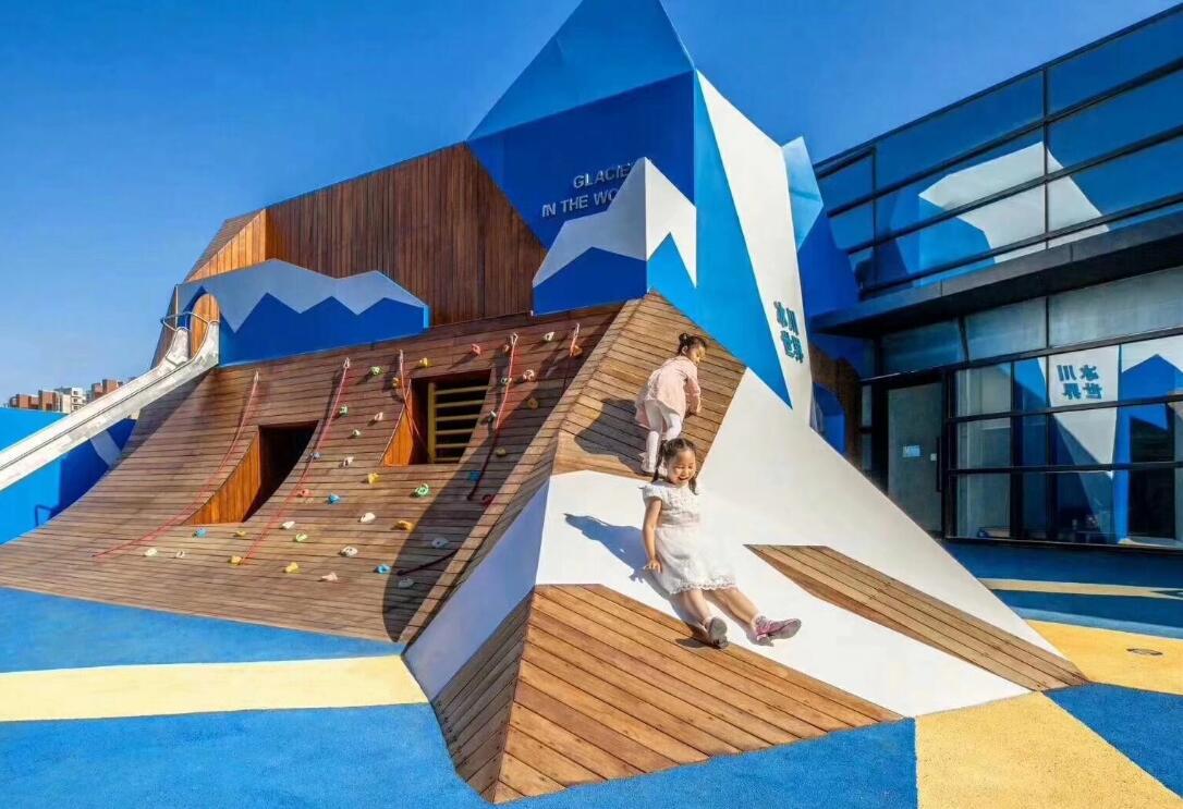 襄阳游乐园木屋设计巧妙