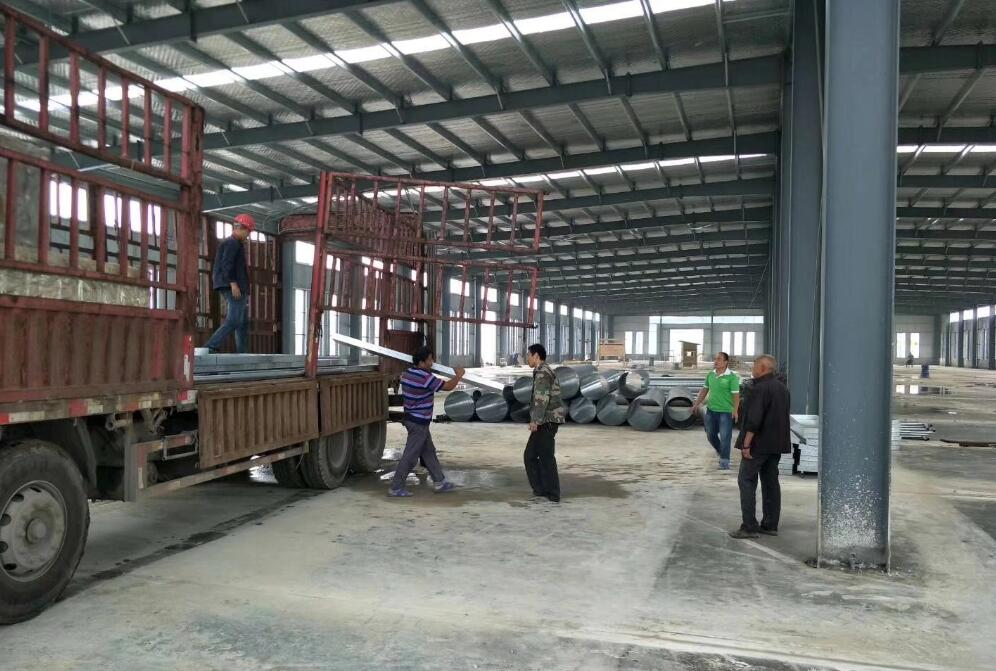 襄阳防腐木厂房