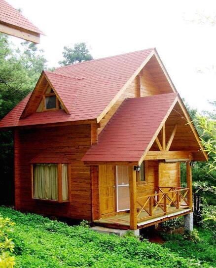 襄阳防腐木木屋