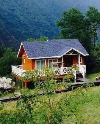 襄阳防腐木木屋别墅建造