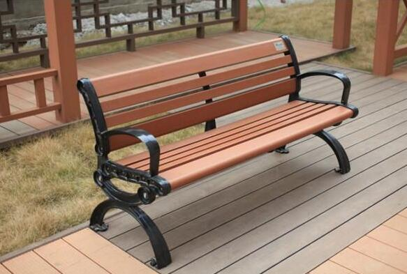 防腐木坐凳设计