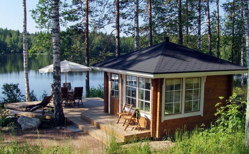 襄阳木屋设计