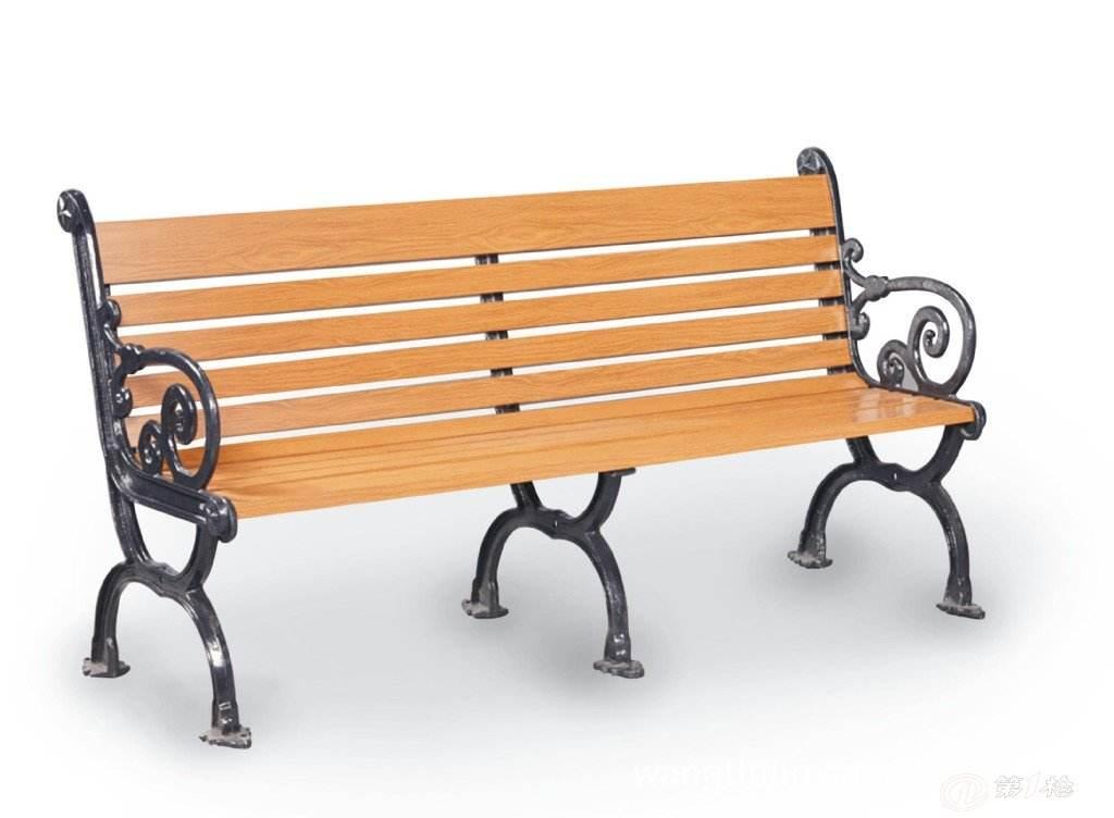 成都仿木休闲椅