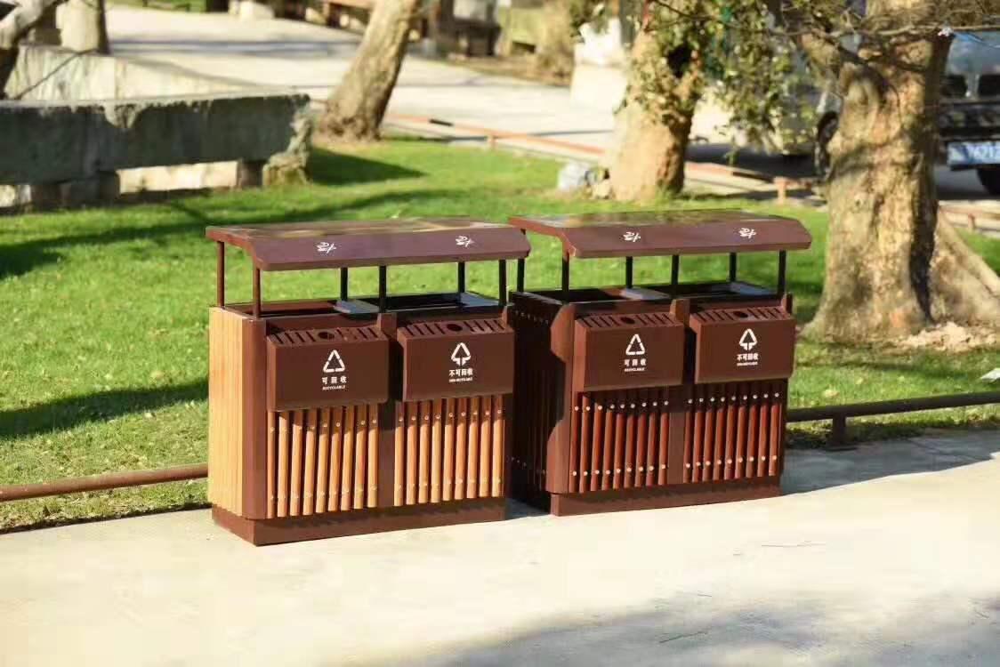 如何做好成都垃圾桶果皮箱除锈工作