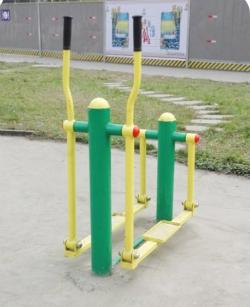 怎么对小区里的成都体育健身器材进行维护